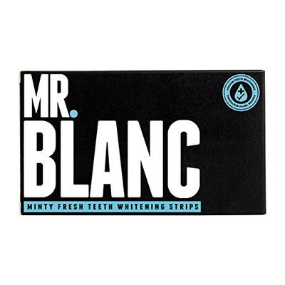 Mr. Blanc Teeth Whitening Strips