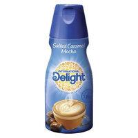 White Wave/Horizon International Delight Salted Caramel Mocha Creamer .5 gal