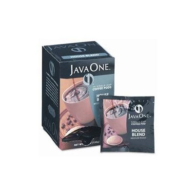 Java One Single Cup Coffee Pods, House Blend, 14 Pods/box