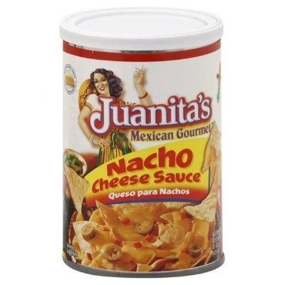 Juanita's Juanitas Sauce Nacho Cheese, 15-Ounce (Pack of 6)