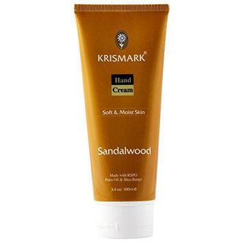 KRISMARK HAND CREAM SANDALWOOD