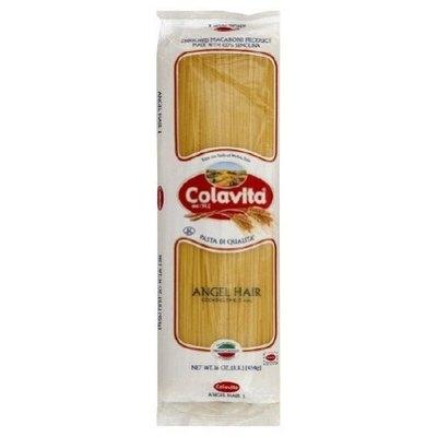 Colavita Capellini Angel Hair Pasta,1 Pound -- 20 Case