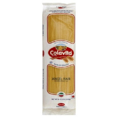 Colavita Capellini Angel Hair Pasta,1 Pound -- 20 Case