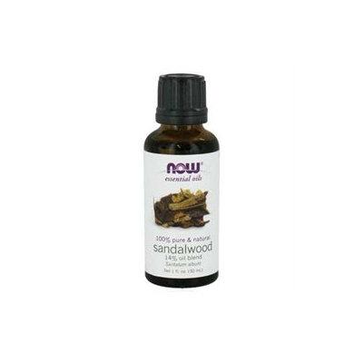 Now Foods Sandalwood Oil Blend 1 Oz