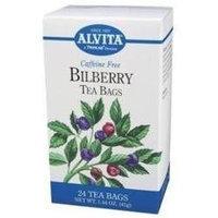 Alvita Teas Bilberry Tea Bags