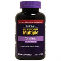 My Favorite Multiple Without Iron by Natrol - 180 Tablets