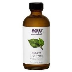 NOW Foods - Tea Tree Oil - 4 oz.