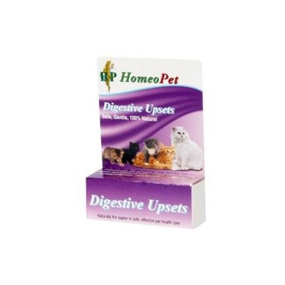 HomeoPet - Digestive Upsets Liquid Drops For Pets - 15 ml.