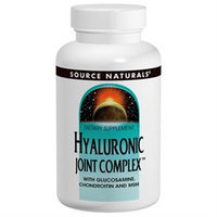 Source Naturals Hyaluronic Joint Complex - 120 Tablets