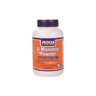 NOW Foods - D-Mannose Powder - 3 oz.