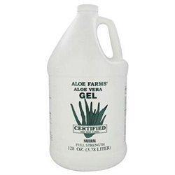 Aloe Farms - Aloe Vera Gel Organic Gallon - 128 oz.
