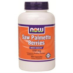 NOW Foods Saw Palmetto 550 mg Caps