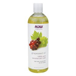 NOW Foods Solutions Grapeseed Oil - 16 fl oz