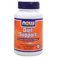 NOW Foods - Diet Support with ForsLean - 120 Vegetarian Capsules