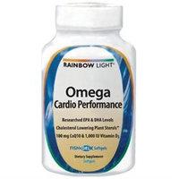 Rainbow Light Omega Cardio Performance - 60 Softgels