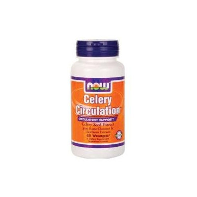 Now Foods Celery Circulation 60 Vcaps