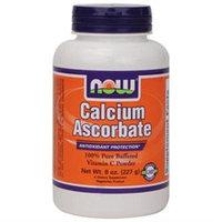 NOW Foods Calcium Ascorbate, Powder, 8 oz