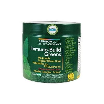 Rainbow Light Certified Organics Immuno-Build Greens