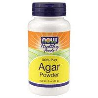 NOW Foods Real Foods Agar Powder - 2 oz