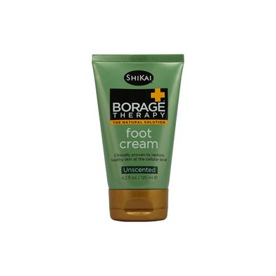 Shikai Products 55782 Borage Dry Skin Foot Cream