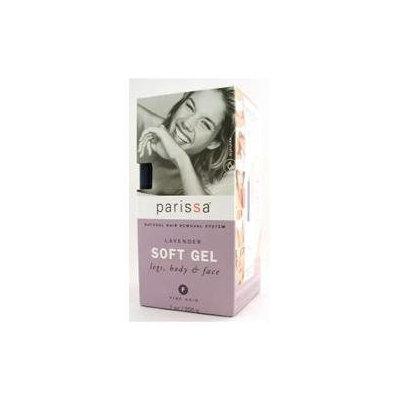 Parissa Hair Remover Soft Gel Lavender - 7 oz