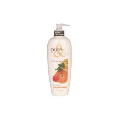 Frontier Pure & Basic - Body Lotion Grapefruit Verbena - 12 oz.