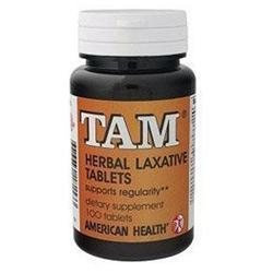 American Health - Tam Herbal Laxative - 250 Tablets