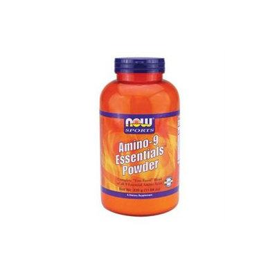 NOW Foods - Amino-9 Essentials Powder - 11.64 oz.