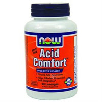 NOW Foods - Acid Comfort Digestive Health - 90 Lozenges