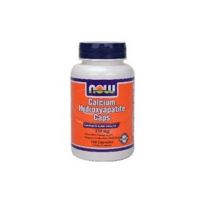 NOW Foods - Calcium Hydroxyapatite 250 mg. - 120 Capsules