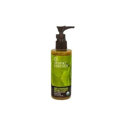 Desert Essence Gentle Nourishing Organic Cleanser, 6.7 fl oz