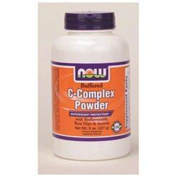 NOW Foods - Vitamin C-Complex Powder - 8 oz.