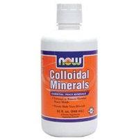 NOW Foods - Colloidal Minerals Original - 32 oz.