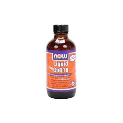 NOW Foods Liquid CoQ10, 4 oz