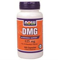 NOW Foods DMG 125 mg Caps