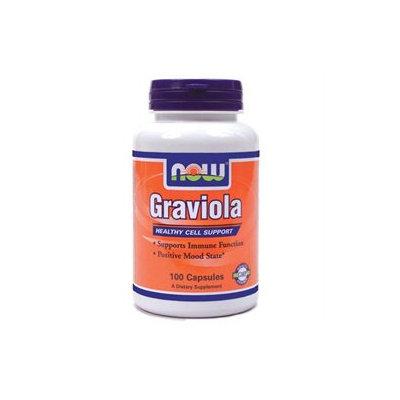 NOW Foods - Graviola - 100 Capsules