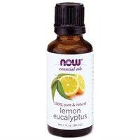 NOW Foods - Lemon-Eucalyptus Oil - 1 oz.