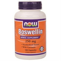 Now Foods, Boswellin, 250 Mg, 120 Capsules