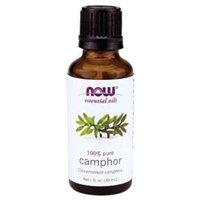 NOW Foods - Camphor Oil - 1 oz.
