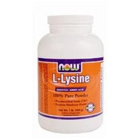 NOW Foods - Lysine Powder - 1 lb.