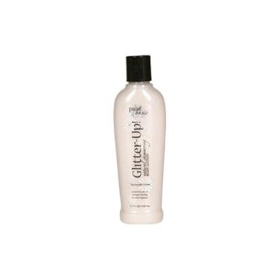Pure & Basic Glitter-Up Opalescent Natural Shimmering Body Lotion - 6.3 fl oz