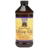 NOW Foods - Olive Oil Extra Virgin - 16 oz.
