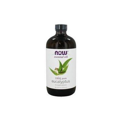 NOW Foods - Eucalyptus Oil - 16 oz.