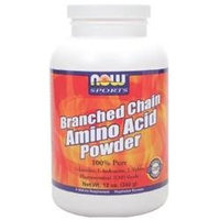 NOW Foods - Branched Chain Amino Acid Powder - 12 oz.