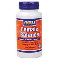 NOW Foods - Female Balance - 90 Capsules