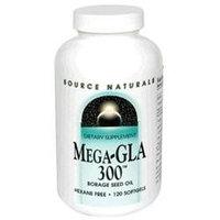 Source Naturals Mega-GLA 300 Borage Seed Oil