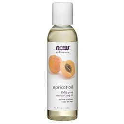 NOW Foods Solutions Apricot Oil - 4 fl oz