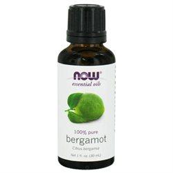 NOW Foods - Bergamot Oil - 1 oz.