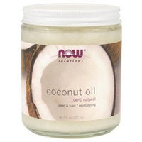 NOW Foods - Coconut Oil 100 Natural - 7 oz.