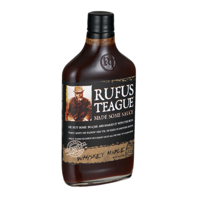 Rufus Teague Sauce Whiskey Maple
